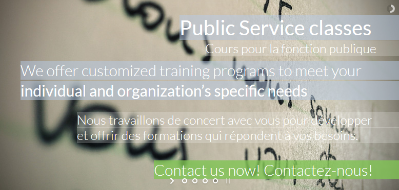 Slider Public Services
