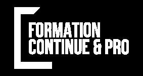 Logo Formation continue et pro