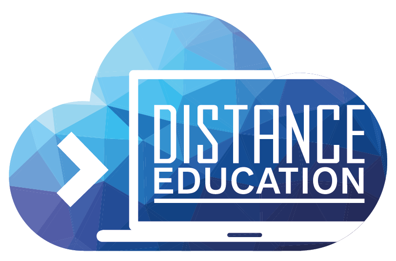 Logo - Distance Education