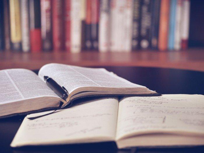 Livre et cahier